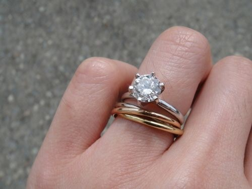 Bride Sued For Engagement Ring, Gets To Keep It