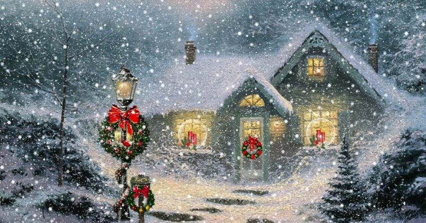 Old Fashioned Christmas Pictures.Old Fashioned Christmas This Saturday Blog Magic 94 9