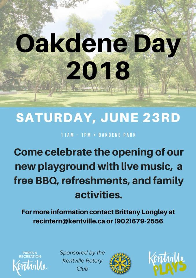oakdene day