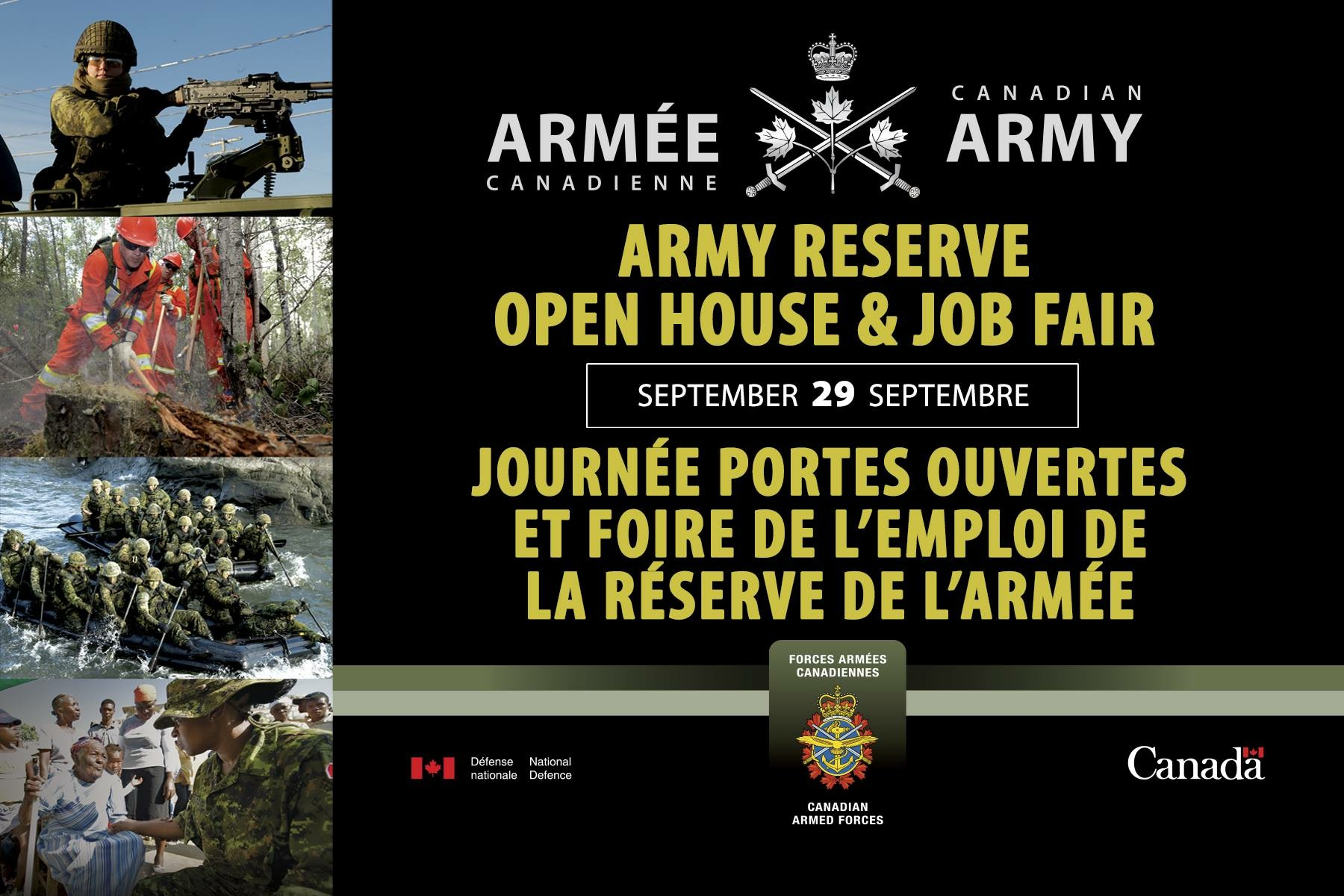 Army Reserve Open House