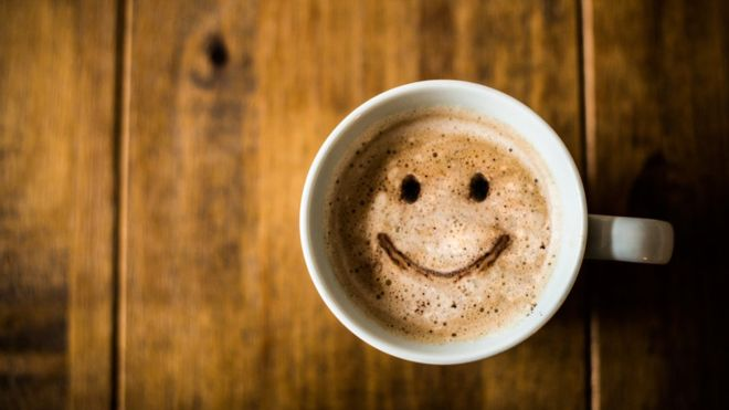Coffee-Smiling