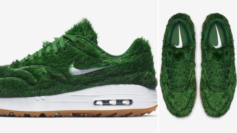 New Nike Sneaks To Up Your Golf Game